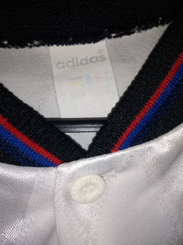 Camisa Oficial Bayern Munchen 1995/1996 - Foto 5
