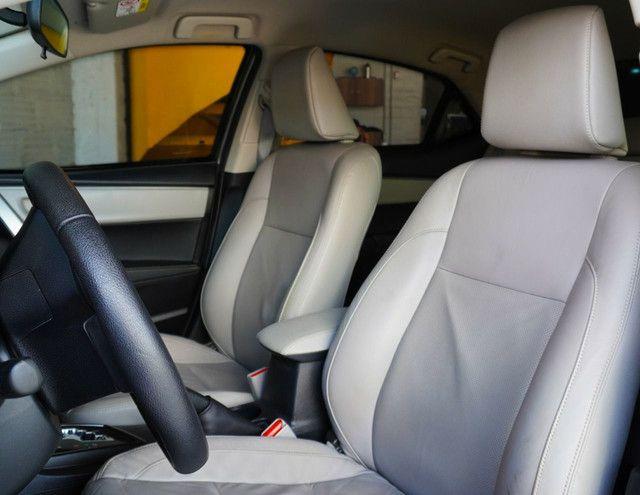 Corolla GLI 1.8 Blindado, é na Gran Car! - Foto 13