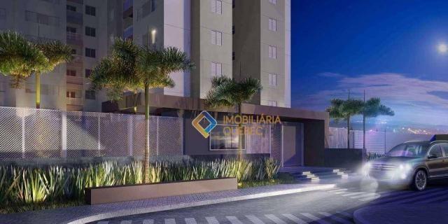 Apartamento com 1 dormitório para alugar, 41 m² por r$ 2.000/mês - ribeirânia - ribeirão p - Foto 16