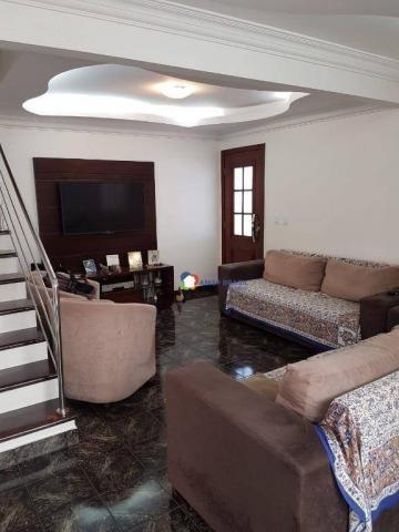 Sobrado com 3 dormitórios à venda, 137 m² por R$ 560.000,00 - Parque Anhangüera - Goiânia/