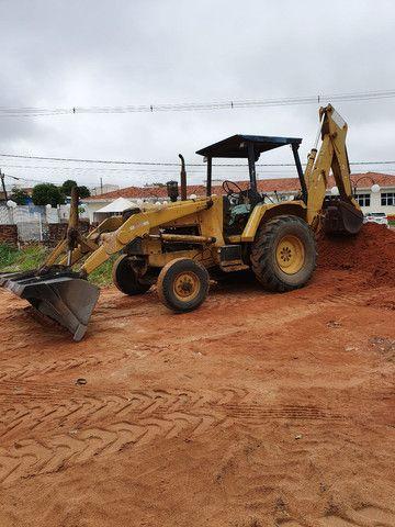 Retro Escavadeira FB80 Aracatuba - Foto 4
