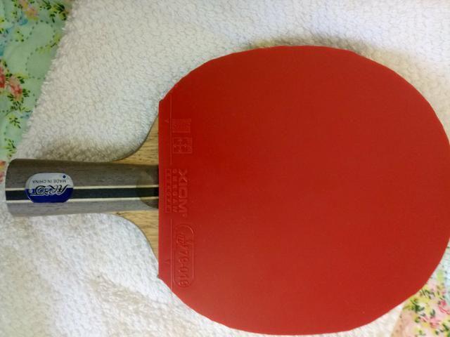 Raquete completa tênis de mesa classineta chinesa