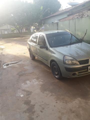 Clio Sedan 16v 1.0 4 portas (leia) - Foto 2