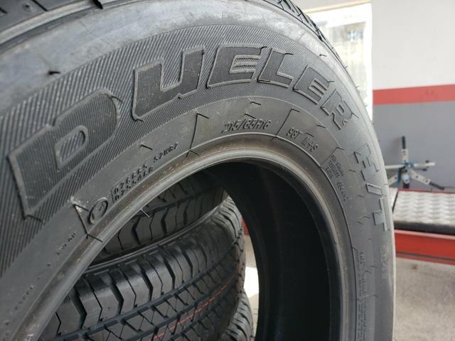 Pneu 215/65 R16 Bridgestone Dueler H/T 684II - Foto 3