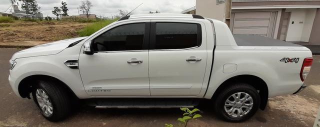 Ranger Limited 3.2 Diesel 4x4 - 2018/2019 - Muito Nova - IPVA 2020 PAGO - Foto 8