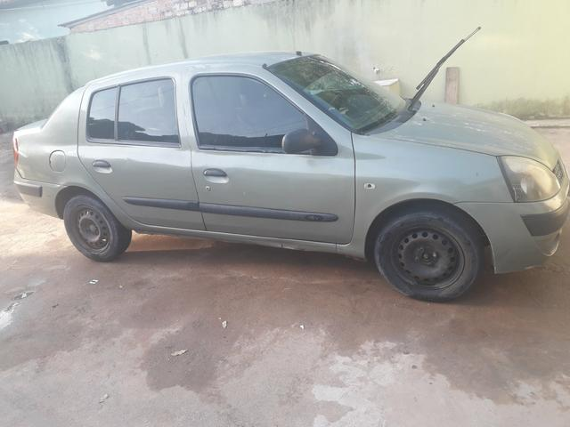 Clio Sedan 16v 1.0 4 portas (leia) - Foto 7