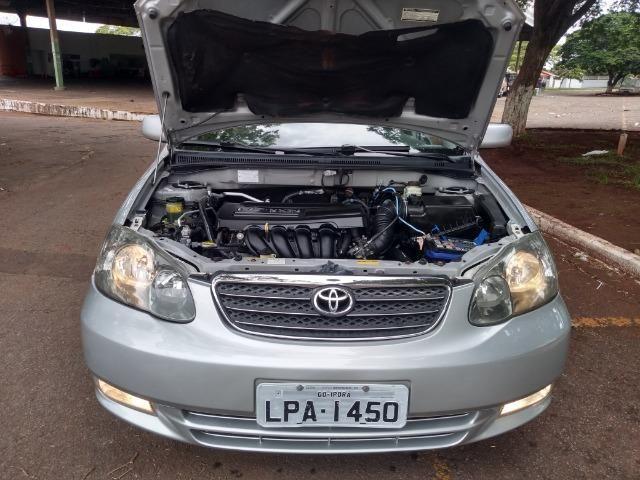 Vendo Corolla versão filder 2007 /07 ( carro extra) - Foto 4