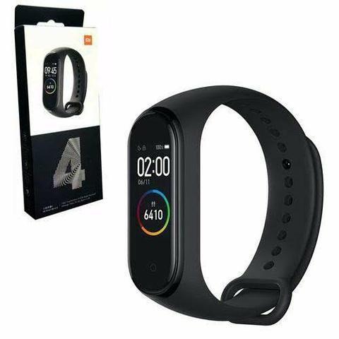 Xiaomi mi band 4 versao global loja fisica pronta entrega