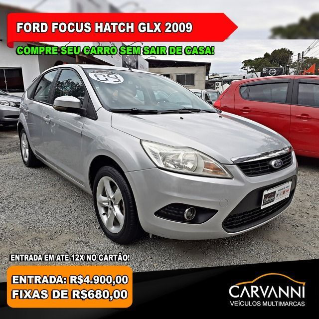Ford Focus Hatch GLX 2009 Completo