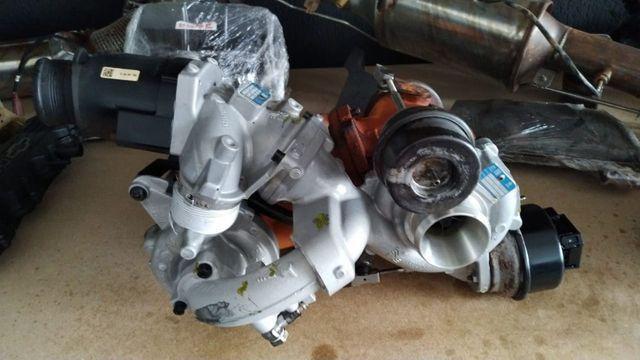 Turbina Amarok bi-turbo bocão