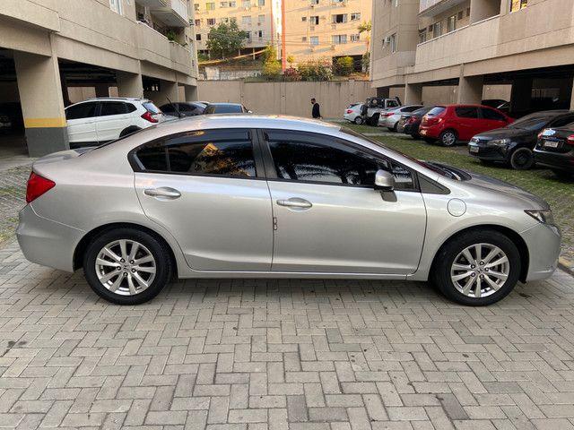 Vendo Honda Civic 2012/2013 LXS manual (Não aceito troca)