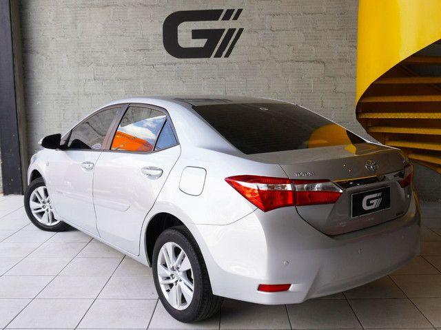 Corolla GLI 1.8 Blindado, é na Gran Car! - Foto 4