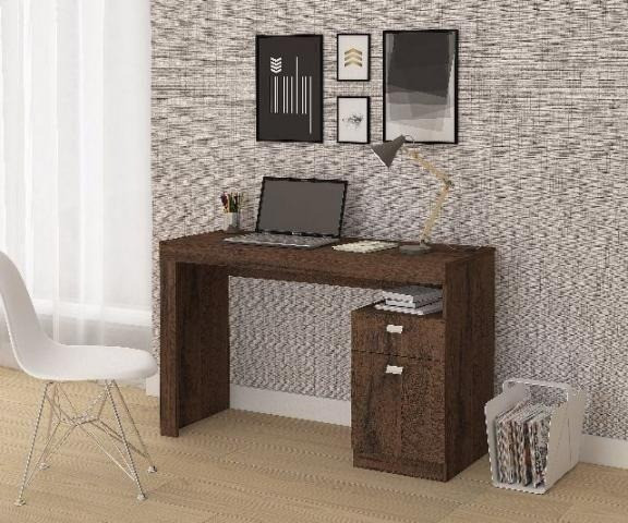 Mesa para escritório / Escrivaninha modelo Melissa - pronta entrega