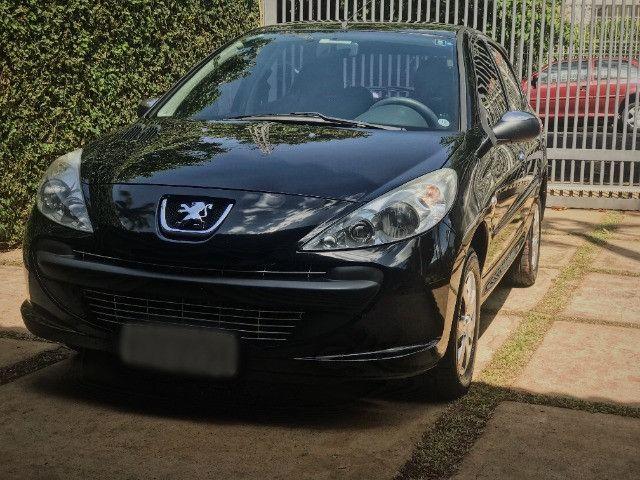 Peugeot 207 XR / 2011/2011 / 102mil KM / Único Dono / Preto / 4P