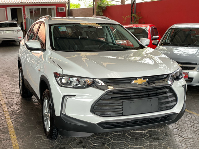 Chevrolet Tracker LT 1.0 Turbo 0KM 2021 - Foto 3