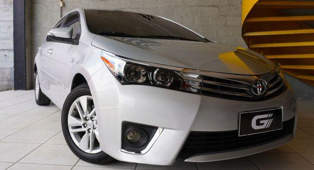 Corolla GLI 1.8 Blindado, é na Gran Car! - Foto 3