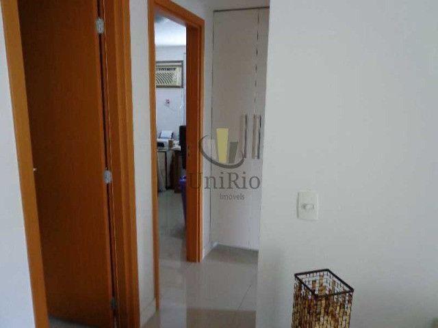 Cod: FRCO30031 - Cobertura 164 m², 3 quartos, 1 suíte, Freedom - Freguesia - RJ - Foto 8