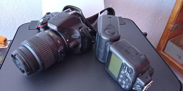 Nikon dslr d5100 - Foto 2