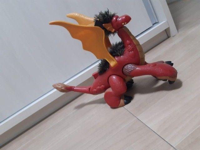 Dragão medieval - Foto 2