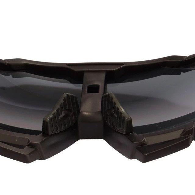 Óculos ciclismo proteção UV400 - Foto 5