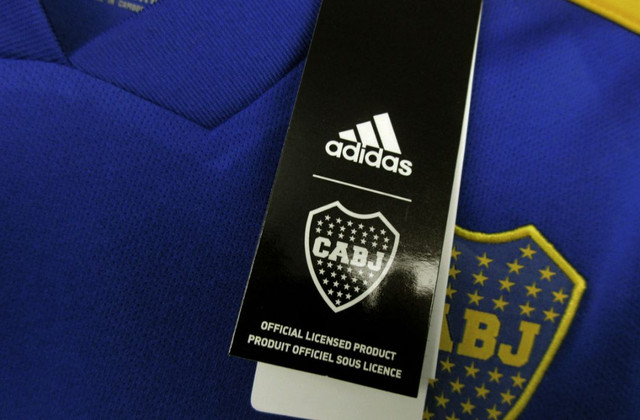 Camisa Boca Juniors 20/21 Nova e na Etiqueta - Foto 4
