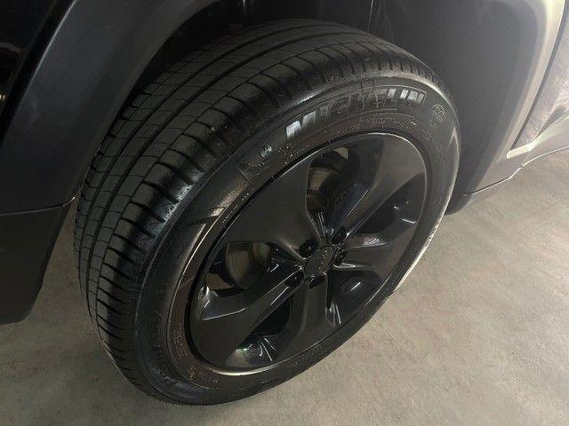 Jeep Compass 18/18 4x4 diesel night eagle c/ 4 pneus Michelin zero - Foto 5