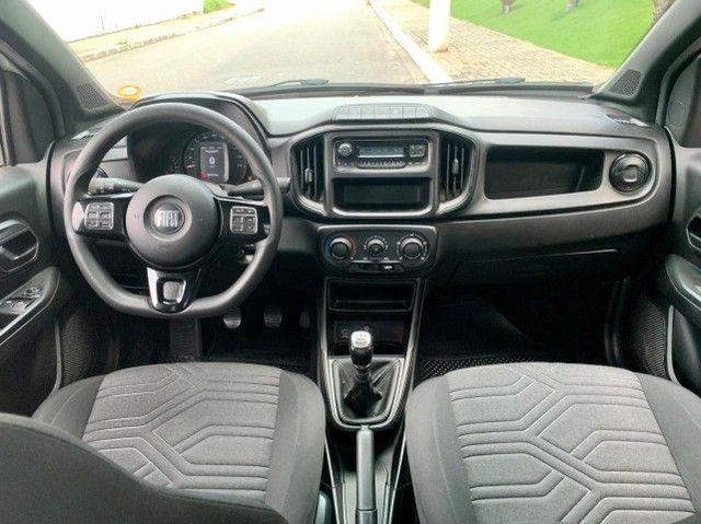Fiat-Strada Freedon plus 1.3 2021 completassa Incrivel !!Troco e financio chama no zap!! - Foto 6
