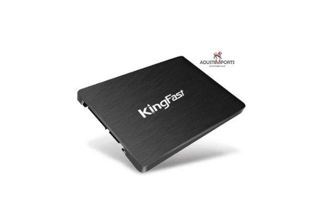 Ssd kingfast F6 Pro 120gb, produto novo à pronta entrega! Com garantia! - Foto 2