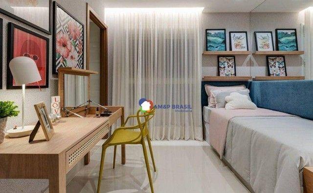 Apartamento com 3 dormitórios à venda, 125 m² por R$ 910.000,00 - Setor Marista - Goiânia/ - Foto 14
