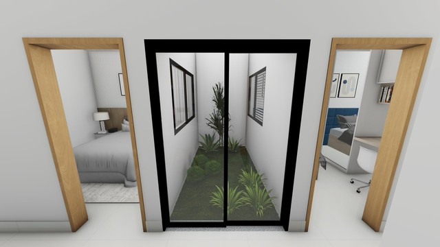 Casa Térrea   127,00 m² de Área Construída   Jd. Espanha - Foto 18