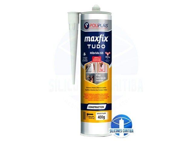 Silicone Max Fix Tudo Poliplas