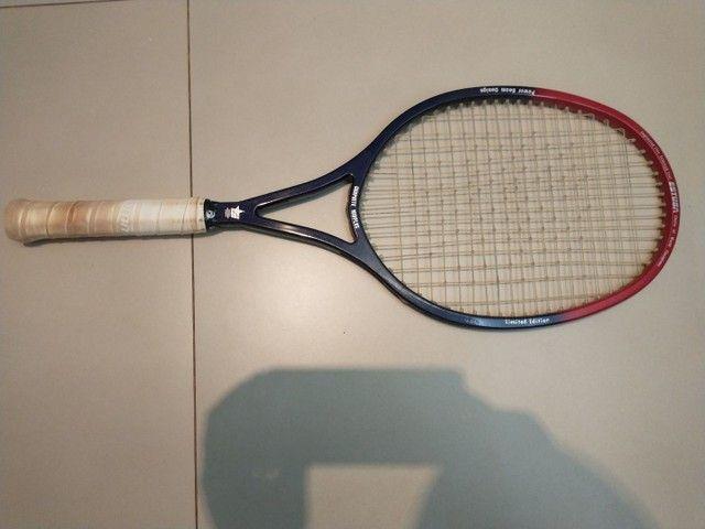 Raquete de tênis Estusa PBP Boris Becker