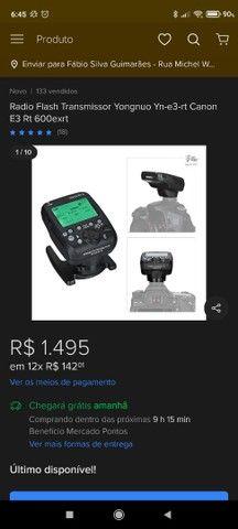 Rádio flash novo pra vender logo! - Foto 4