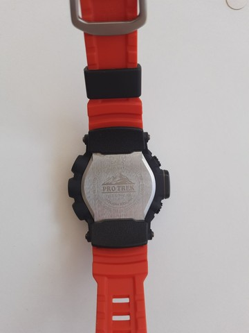 Relógio Casio Protek PRW-3500 à prova dágua - Foto 4