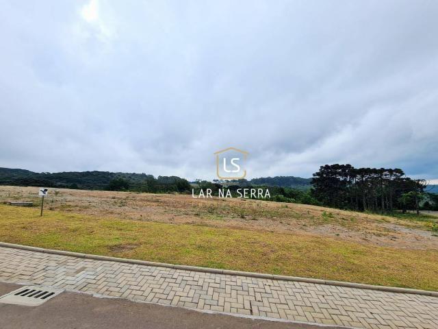 Terreno à venda, 1031 m² por R$ 836.965,80 - Laken - Gramado/RS - Foto 2