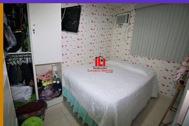 Tarumã Apartamento com 2 Quartos Condomínio jardim paradiso Alaman - Foto 3