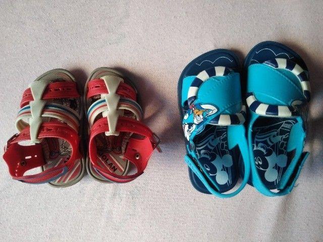 Sapatinhos e Sandálias para bebê até 1 ano e 6 meses - Foto 5