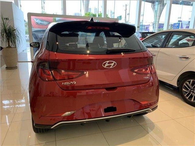Hyundai Hb20 2022 1.0 tgdi flex sport automático - Foto 5