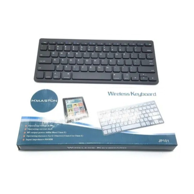 Mini Teclado Portátil Bluetooth Wireless para Computador Notebook - Foto 4