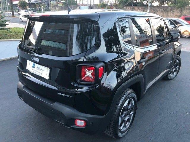 Jeep Renegade Sport 1.8 Flex 2016! - Foto 17