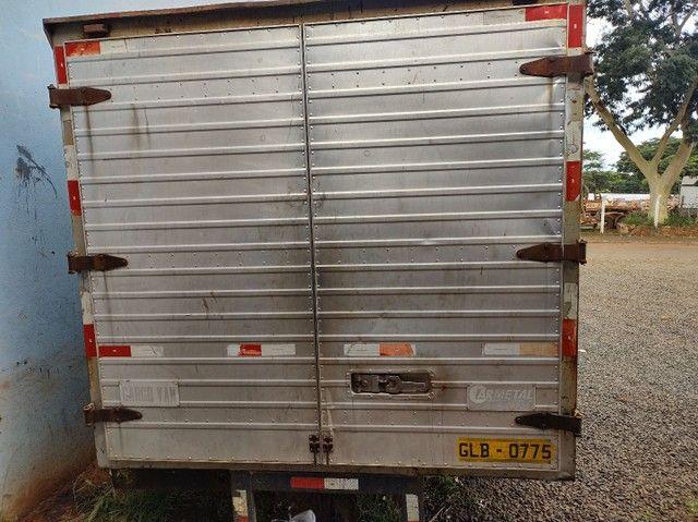 Baú alumínio 4,50x 2,10 - Foto 3