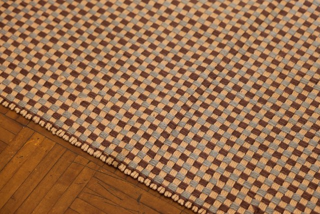 Lindíssimo tapete de algodão grande 148cm x 215cm - Foto 6