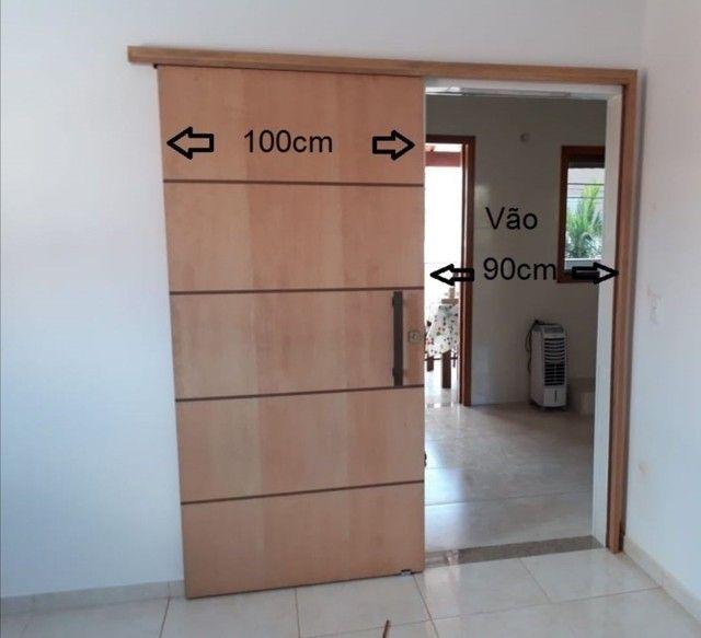 Portas de Madeira  - Foto 4