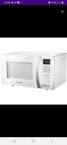 Micro-ondas Panasonic novo
