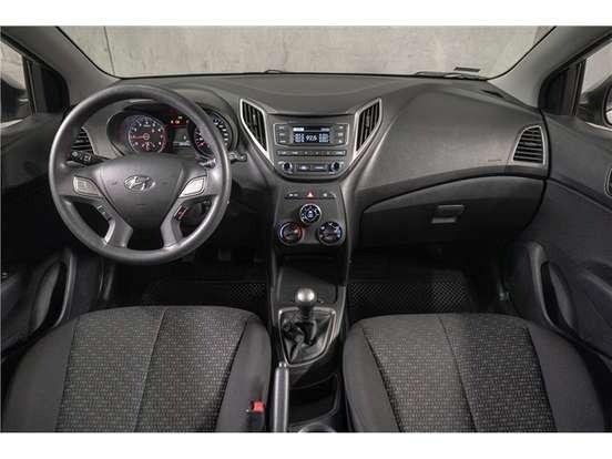 Carta de crédito - Hyundai HB20 1.0 Comfort Plus 2019 FLEX - Entrada R$16.000,00 - Foto 9