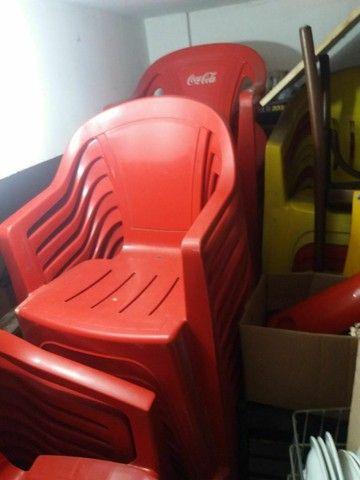Cadeiras plástica  - Foto 2