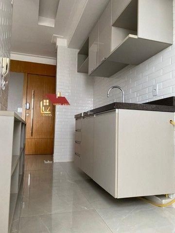 # Alugo Apto Verano Residencial, 53m², 2/4, 1 Vaga, Modulados, 2.300,00 # - Foto 4