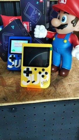 Game Boy Retrô 400 Jogos - Produto Novo Taubaté Sp - Foto 2