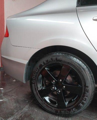 Honda Civic 1.8 LXS 16V Flex 4P Automático - Foto 2