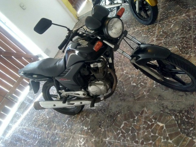 Honda Mix 150  - Troco por CB300 - Foto 5